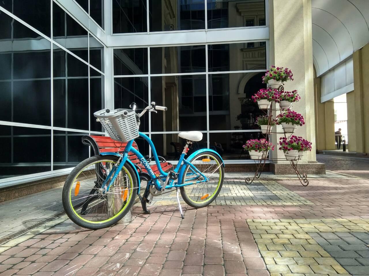 Шукаєте велодружній заклад на Подолі? – зустрічайте: БЦ Іллінський
