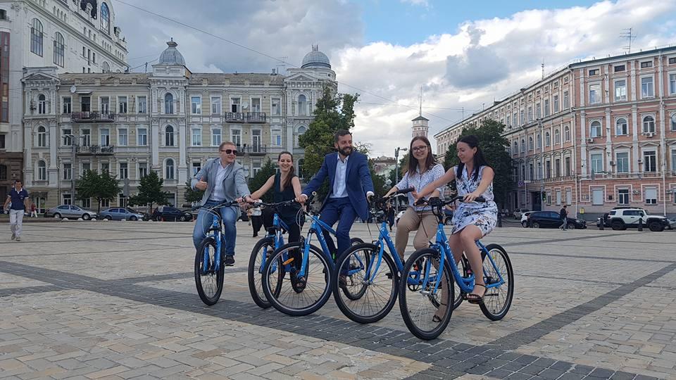 Bike Friendly Company: історія юридичної фірми EVERLEGAL